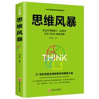 思维风暴 逻辑思维训练书籍