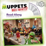Muppets Most Wanted(Read-Along Storybook and CD)布偶大电影:最高通缉I