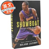 科比布莱恩特传记 英文原版 精装收藏版 Showboat: The Life of Kobe Bryant 科比的篮球