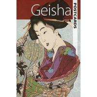 【预订】Geisha Postcards