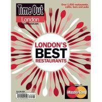 【预订】Time Out London Eating & Drinking