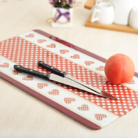 钢化玻璃砧板 切菜板 切水果板 多功能隔垫板 时尚厨房烹饪用具
