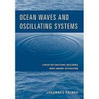 【预订】Ocean Waves and Oscillating Systems: Linear