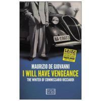 【预订】I Will Have Vengeance: The Winter of Commissario