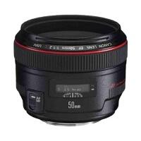 佳能50/1.2镜头 佳能EF 50mm f/1.2L USM镜头