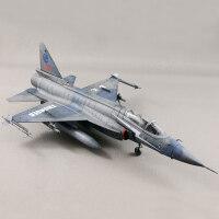 """小号手02815拼装飞机模型1/48中国FC-1"""" 枭龙""""战斗机JF-17战斗机航模 胶水 工具"""