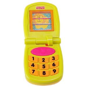 [当当自营]Fisher Price 费雪 奇趣翻盖手机 婴儿玩具 Y2771