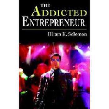 【预订】The Addicted Entrepreneur 美国库房发货,通常付款后3-5周到货!