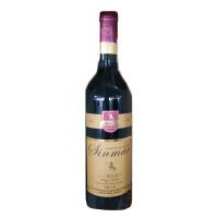 �N马庄美乐干红葡萄酒 法国原瓶进口 750ml