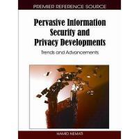 【预订】Pervasive Information Security and Privacy
