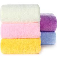 三利高梳纱柔软舒适浴巾 男女同款 不易掉毛强吸水裹身巾 70×140cm 抹胸浴巾
