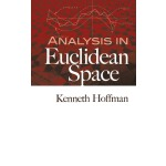 Analysis in Euclidean Space (【按需印刷】)