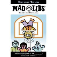 【预订】Slam Dunk Mad Libs