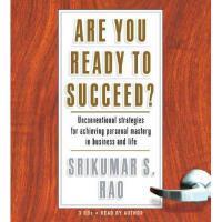 【预订】Are You Ready to Succeed?: Unconventional Strategies