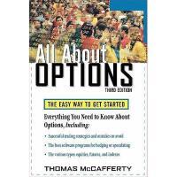 【预订】All about Options: The Easy Way to Get Started