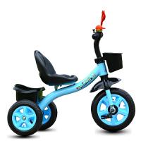 儿童手推三轮车遮阳棚小孩宝宝自行车骑行脚踏车婴幼儿1-2-3-4-5岁