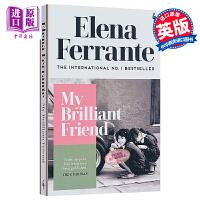 【中商原版】我的天才女友(那不勒斯四部曲之一)英文原版 My Brilliant Friend (HBO Tie-in Edition) 埃莱娜・费兰特 小说