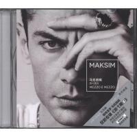 马克西姆-游弋黑白CD