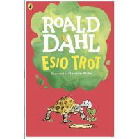 【现货】英文原版 小乌龟是怎样长大的 Esio Trot 罗尔德・达尔系列 8-12岁青少读物 假期阅读
