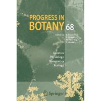 【预订】Progress in Botany 68