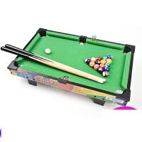 迷你型美式桌球台 家用亲子互动玩具便携式儿童台球桌80661