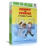 【全场300减100】送音频 原版英文Henry and Mudge Ready-to-Read Value Pack 6本套 亨利和玛吉 分级阅读 读物 绘本 汪培�E第二阶段