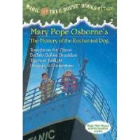 预售 英文原版 神奇树屋17-20盒装 Magic Tree House Volumes 17-20 Boxed Set