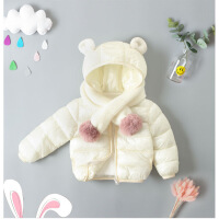 宝宝反季2棉衣服冬装女童1棉衣新生冬装婴儿羽绒棉袄男童1岁