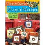 【预订】Coast to Coast in Punch Needle: The 50 States, State