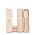 【618限时特惠】【三件套】泰蜜熊小麦桔杆韩式环保健康创意筷子勺子叉套装