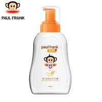 PF171004大嘴猴(paul frank)婴儿泡泡洗发沐浴露400ml