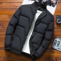 男款小袄男士外套冬季棉衣冬装潮帅气潮牌个性衣服土