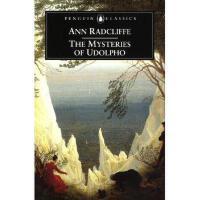 【预订】The Mysteries of Udolpho Y9780140437591