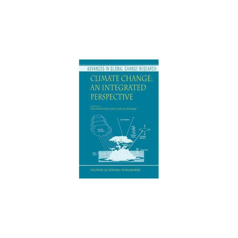 【预订】Climate Change: An Integrated Perspective Y9789048153312 美国库房发货,通常付款后3-5周到货!