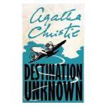 英文原版小说 Destination Unkown  目的地不明  阿加莎侦探系列