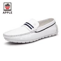苹果APPLE2016秋季新款男鞋潮流鞋休闲驾车鞋 AP-1601