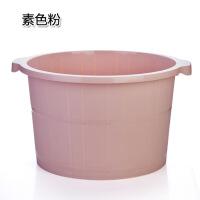 家用带颗粒按摩足浴盆塑料加深洗脚盆冬季足浴桶泡脚盆洗脚桶
