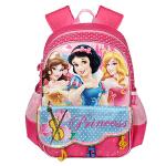 迪士尼 公主书包 幼儿园学前班小学生双肩包 女童书包 SP20186