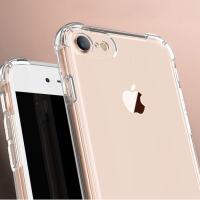 iPhone8plus手机壳透明苹果7全包简约x软壳6s硅胶套