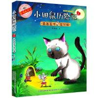小田鼠历险记1-弟弟美可是只猫(注音 全彩 美绘版)