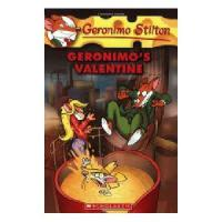 英文原版 老鼠记者36:吉奥尼莫的情人节 Geronimo Stilton #36:Geronimo's Valenti