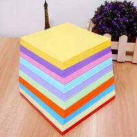 儿童手工纸正方形彩纸折纸彩色纸玫瑰花叠纸千纸鹤纸折纸材料
