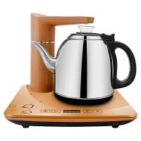 Royalstar/荣事达 GM08B自动上水电热水壶304不锈钢玻璃电烧水壶