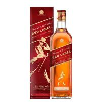 宝树行 尊尼获加红牌红方700ml Johnnie Walker调配苏格兰威士忌进口洋酒