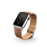 apple watch表带商务iwatch2 38/42mm手表3简约