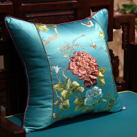 古典抱枕沙发靠垫套含芯刺绣靠枕腰枕