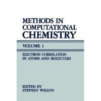 【预订】Methods in Computational Chemistry