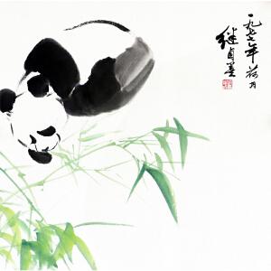 刘继卣《国宝图》连环画艺术大师