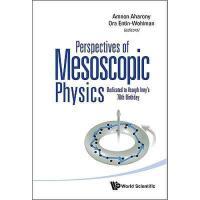 【预订】Perspectives of Mesoscopic Physics: Dedicated to