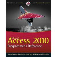 【预订】Access 2010 Programmer'S Reference